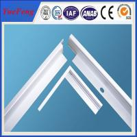 Wholesale Aluminum Profile for PV Solar Panel Frame from china suppliers