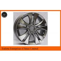 Wholesale 16 17 18 19 20 inch Honda Replica Wheels Hyper Silver Machine Face For Honda Accord from china suppliers