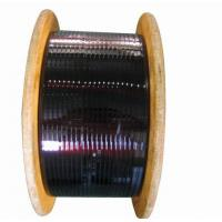 Wholesale High Flexibility Enameled Square Copper Wire , Rectangular Copper Wire For Motor Winding from china suppliers