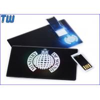 Wholesale Slider UDP Separate Chip Credit Card Usb Flash Drive 4C Color Printing from china suppliers