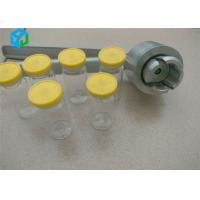 Wholesale Steroids Bottle Cap Crimping Tool / Vials Crimper , Manual Bottle Capping Machine from china suppliers