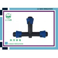 Wholesale Garden Drip Irrigation Parts , Micro Drip Irrigation Fittings Plastic from china suppliers