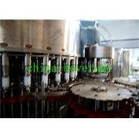 Buy cheap Electric Mineral Water Bottling Machinery / Carbonated Drink Filling Machine from wholesalers