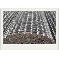 Wholesale Flat Stainless Steel Wire Mesh Conveyor Belt For Heavy Machine from china suppliers