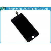 Quality 5.5 '' Black Touch Screen Digitizer , Iphone 6 Plus LCD Display Replacement for sale