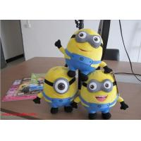 Wholesale 3pcs/set 3D Minions Jorge Plush Toy Stuffed Plush Birthday Gift for Child Christmas Gift from china suppliers