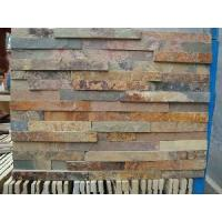 Wholesale Rusty Slate Culture Stone Wall Cladding from china suppliers