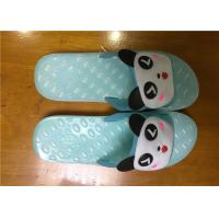 Wholesale Plastic Slipper Woman Shoe PVC with Panada Design Many Colors to choose from china suppliers