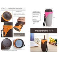 Wholesale Magic heart cup,touch sensing cup,Spin mug,Color chage LED Mug GK-A-008 from china suppliers