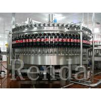Wholesale Carbonated Drink Filling Plant PET Bottle Filling Machine With CO2 Mixing System from china suppliers