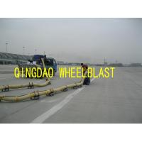 Quality road surface marking removing shot blasting machine for sale