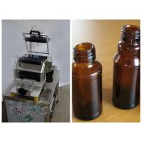 Wholesale Handheld Manual Round Bottle Semi Automatic Labeling Machine ,  Label Applicator Machine from china suppliers
