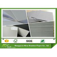 Wholesale Grade B Stone One Layer 900gsm 1.5mm Gray Board for Printing and Package from china suppliers
