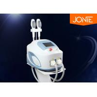 Wholesale Two System Eligh Rf + Ipl Hair Removal Machine With Two Handles For Acne Treatment from china suppliers