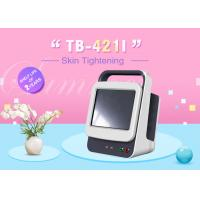 Wholesale 4.5mm Face Lifting Wrinkle Smooth 13mm Ultrasound Fat Reduction Machine from china suppliers