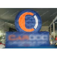 Wholesale Large Printed LOGO Outdoor Advertising Inflatable For Business from china suppliers