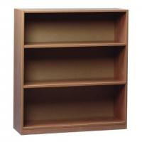 Wholesale Open Wooden Cube Bookcase / Bookshelf Furniture With 2 Adjustable Shelves DX-130 from china suppliers
