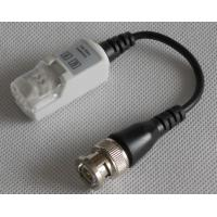 Wholesale CCTV Passive Video Balun , UTP Video Transmitter And Receiver from china suppliers