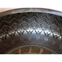 Quality Grass Motocross / Car / Lawn Cart Tyre Mold of #35 Forging Steel for sale