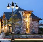 Best china cheapest lighting poles customized seamless street light pole