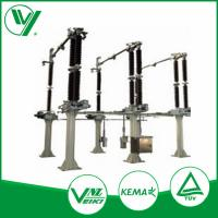 Wholesale Vertical - Break High Voltage Isolator Switch Equipped With Insulators from china suppliers