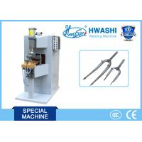 Wholesale Bicycle Frame Pneumatic Spot Welding Machine , AC Water-Cooling Spot Welder from china suppliers