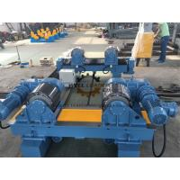 Wholesale 40 Ton Motorized Movable Tank Turning Rolls Rotate Pipe Tank Vessel Boiler from china suppliers
