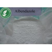 Wholesale High Purity Pharmaceutical powder Albendazole for progestogen CAS 54965-21-8 from china suppliers