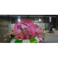 Wholesale Children Size Inflatable Walk On Water Ball , Inflatable Hamster Ball from china suppliers