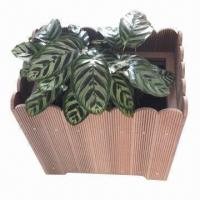 Wholesale WPC Flower Box, Anti-decay with Eco-friendly from china suppliers