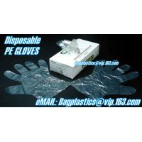 Wholesale plastic gloves, piping bags, wickted bags, gloves, foil, aluminium, apron, seafood bags from china suppliers