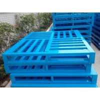 Buy cheap Removable and Multilevel Metal Steel Pallets and Shelf Storage, 500-5000kg / pcs from wholesalers