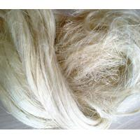 Wholesale Gypsum material 100% rubber fibre natural raw bleached textile uv ug grade sisal fiber price from china suppliers