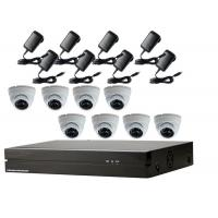 Wholesale 8 Channel Full Hd Poe Nvr Security System ONVIF P2P CCTV Camera DVR Kit from china suppliers