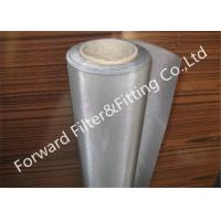 Wholesale Twill Dutch Weave Stainless Steel Wire Mesh Screen Used To Filter The Heavier Material from china suppliers