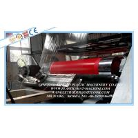 Wholesale Wholesale PVC Plastics Floor Sheet Extrusion Line / Calendaring Line from china suppliers