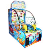 Buy cheap Coin operated arcade game machine kid water blaster arcade redemption game from wholesalers