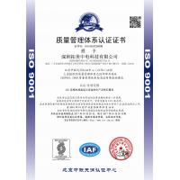 Shenzhen Tonme Technology Co.,LTD Certifications