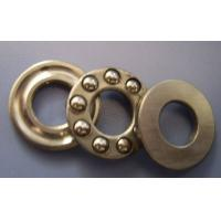 Buy cheap F Serise Miniture Thrust Ball Bearings Gcr15 Steel F6-12M Dime Size  for Centrifuge from wholesalers