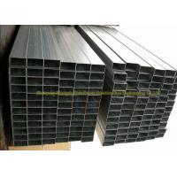 Wholesale Q195 Q215 Q235 Square Galvanized Steel Tubing Structure Pipe 0.5mm - 13mm from china suppliers
