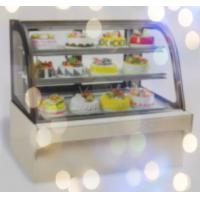 Quality White Commercial Display Refrigerator Case , R134a Refrigerated Deli Case for sale