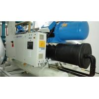 1419KW R134A Flooded Water Cooled Screw Chiller COP 5.8 Energy Saving