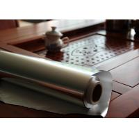 Wholesale 450mm x 100m Heavy Aluminum Foil , Heavy Duty Roasting Aluminium Kitchen Foil from china suppliers