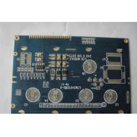 Wholesale Blue 2 Layers 1 oz Copper PCB FR4 Chip On Board Assembly Services from china suppliers