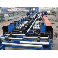 Wholesale 13m*1.4m*1.4m Cable Tray Roll Forming Machine with Hydraulic Punching and Cutting from china suppliers
