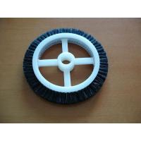 Wholesale Black Roll Cotton Stenter Brushes Wheel Mini For Textile Machinery from china suppliers
