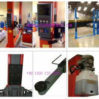 Buy cheap Launch 2 post floor plate lift TLT235SBA from wholesalers