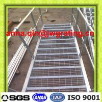 Wholesale galvanized steel stair case/steel outdoor staircase from china suppliers
