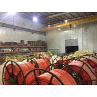 Seamless / Multipole High Tro Reel System Crane Components / Conductor Rails