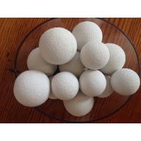 Buy cheap EVA Soft Sponge Foam Ball / Rubber Bullet Foam Bouncy Balls SGS , great elasticity and softness from wholesalers
